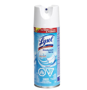 "Lysol Disinfectant Spray ""All in One"" spring waterfall - 539g"