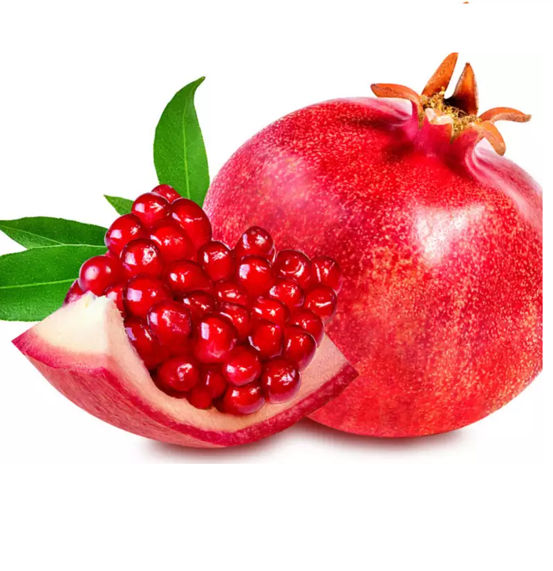 Pomegranate (available only for brief periods during season every year )