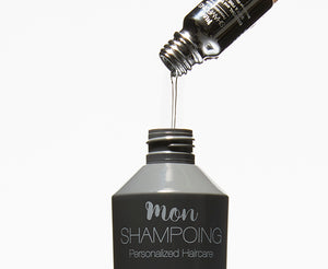 DRY & Curly HAIR - Mon Shampoing Deluxe Bundle for Dry Hair- Shampoo, Conditioner and 2 Boosters