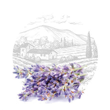 NOURISHING AND WILD FROM THE PROVENCE - Essential & veg. oils BOOSTER for DRY & CURLY HAIR: Lavender - Geranium – Argan / 5 ml