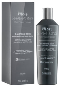 OILY HAIR - Mon Shampoing Deluxe Bundle for Oily Hair - Shampoo, Conditioner and 2 Boosters