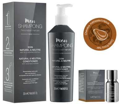 Frizzy Hair Conditioner Bundle
