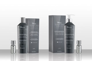 BLOND HAIR - Mon Shampoing Deluxe Bundle for Blond Hair - Shampoo, Conditioner and 2 Boosters