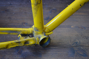 5 reasons NOT to repaint your vintage bike frame
