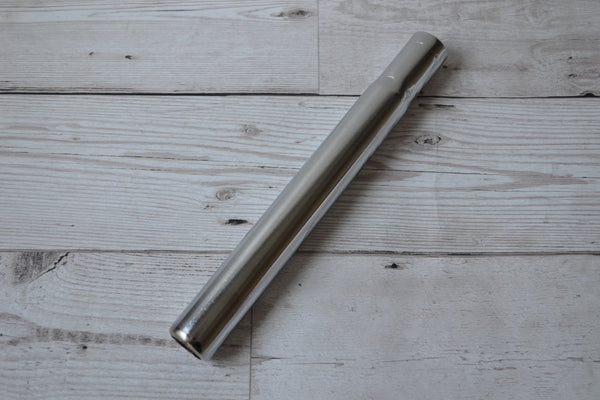 Chrome Steel Seatpost 200mm x 24.0mm