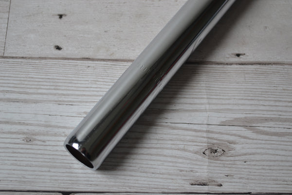 Chrome Steel Seatpost - 1980's Vintage (Used)