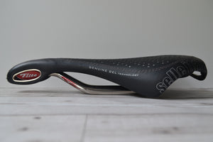 Selle Italia Flite Genuine Gel Saddle 2007 Side View