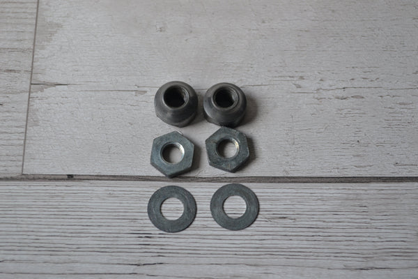 hub locknuts washers and cones