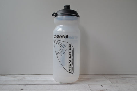 Zefal Premier 60 Clear Water Bottle 600ml Bidon Volendo North