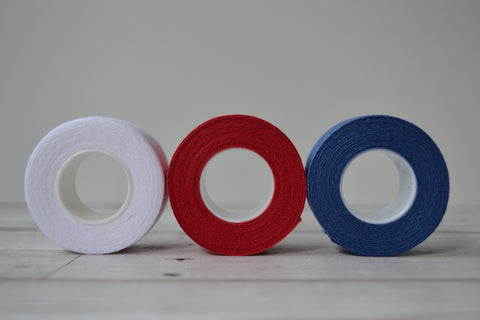 velox cloth handlebar tape tressorex guidoline 85 red white blue volendo north cotton weave retro