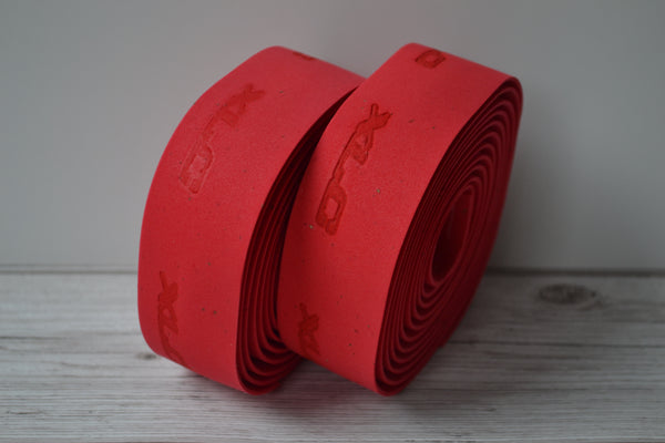 XLC Gel Handlebar Tape Red Rolls