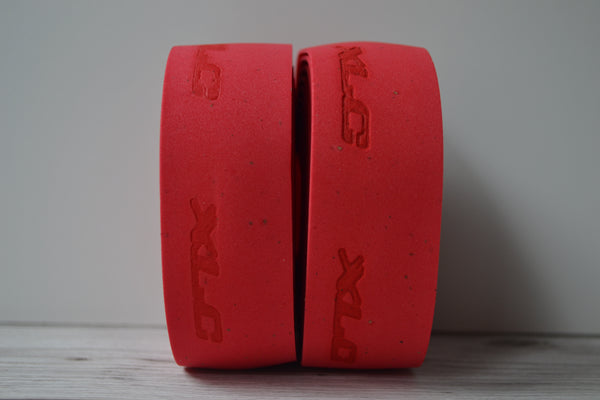 XLC Gel Handlebar Tape Red