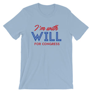 I'm with Will T-Shirt