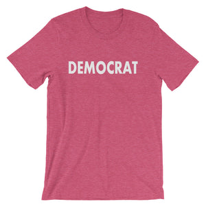 """Democrat"" Short-Sleeve Unisex T-Shirt"