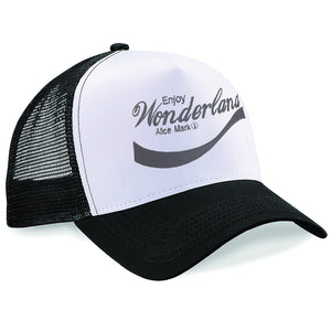 Alice World - Wonderland Snapback Trucker Cap