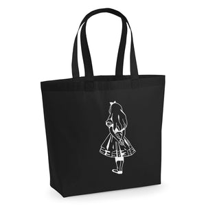 Alice World Premium Cotton Tote