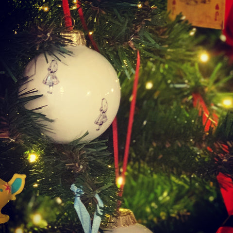 Alice Xmas Baubles
