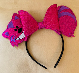 Cheshire Cat Head Band