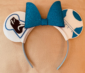Alice Silhouette Head Band