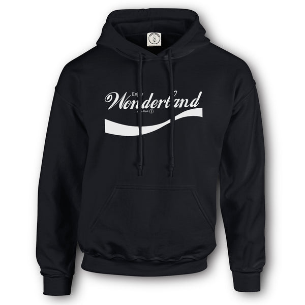 Women Retro Twist Wonderland - hoodie
