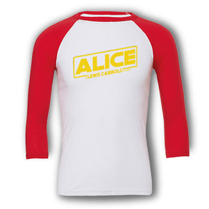 Women Retro Twist Solo - Raglan T-Shirt