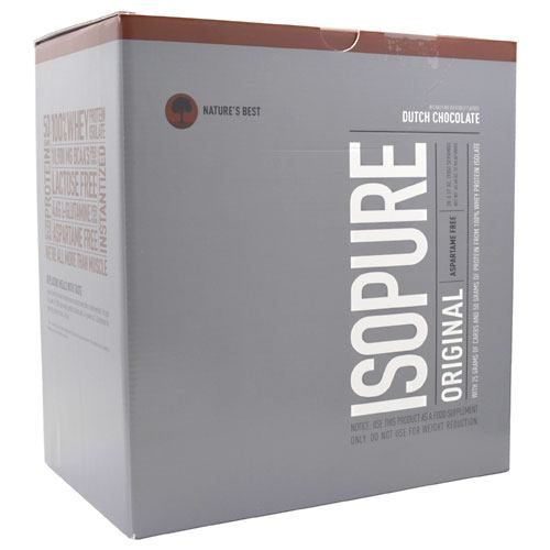 Nature's Best Isopure 20 Servings