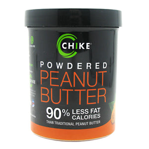 Chike Nutrition Powdered Peanut Butter 6.2oz