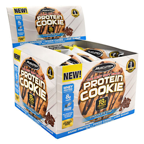 MuscleTech Protein Cookie 6 Servings