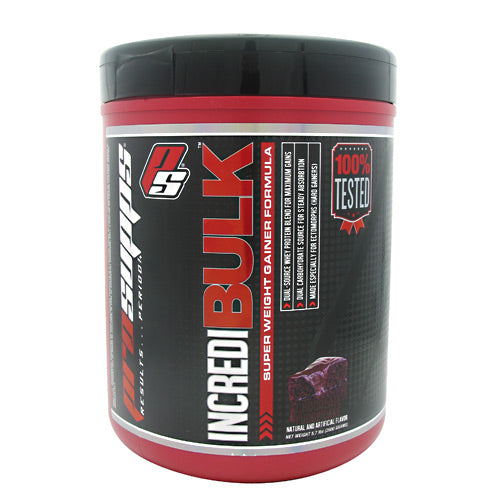 Pro Supps IncrediBulk 6lb