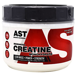 AST Sports Science Micronized Creatine Monohydrate