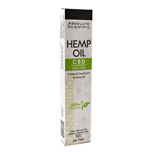 Absolute Scientific Hemp Oil