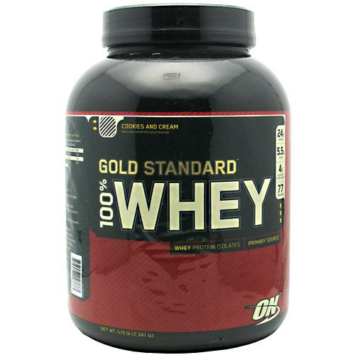 Optimum Nutrition Gold Standard 100% Whey 5.15lb