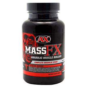 Athletic Xtreme Black Series Mass FX