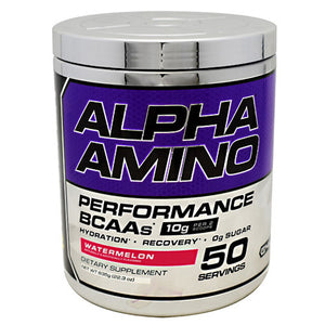 Cellucor Chrome Series Alpha Amino 50 Servings