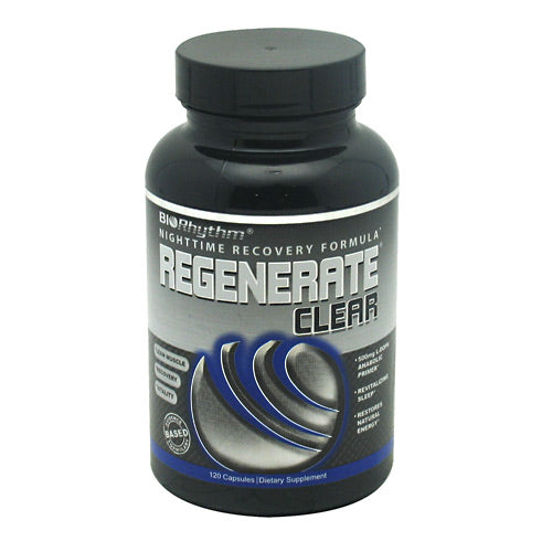 BioRhythm Regenerate Clear 30 Servings