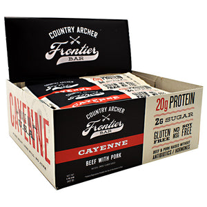 Country Archer Frontier Bar 12 Servings