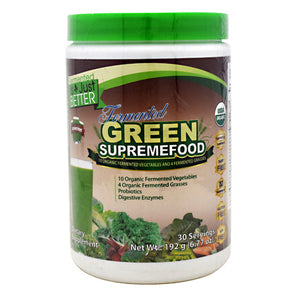 Divine Health Fermented Green Supremefood 30 Servings
