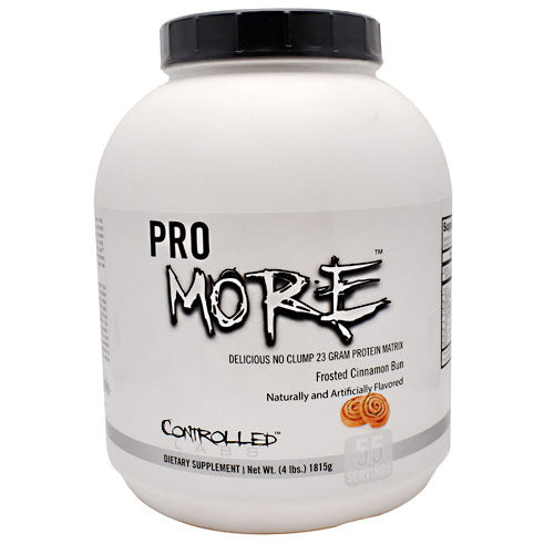 Controlled Labs Promore 55 Servings