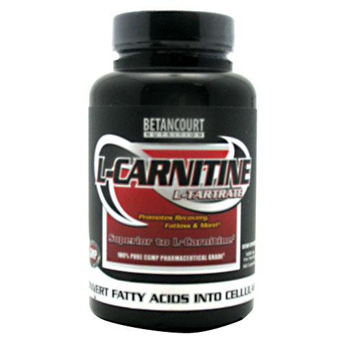 Betancourt Nutrition L-Carnitine L-Tartrate