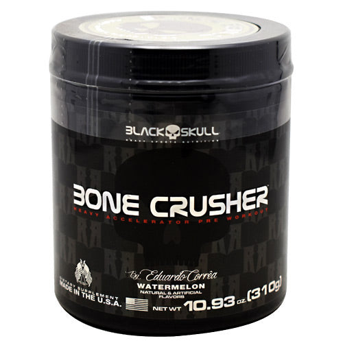 Black Skull Bone Crusher 20 Servings
