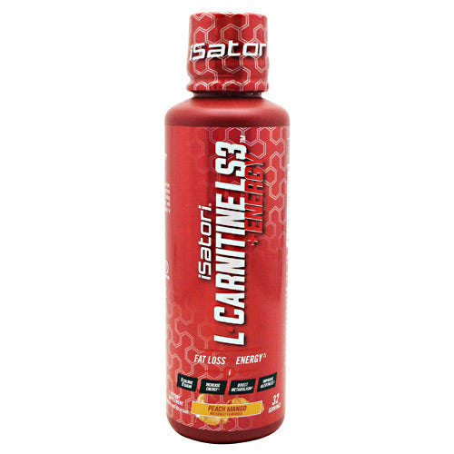 iSatori L-Carnitine LS3 + Energy 32 Servings