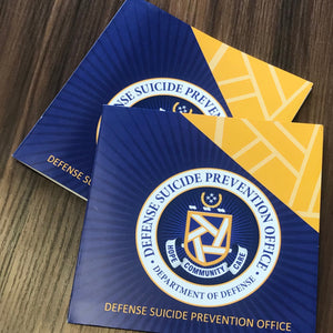 Defense Suicide Prevention Office Brochure