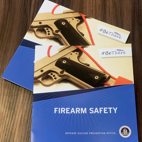 Firearm Safety Brochure