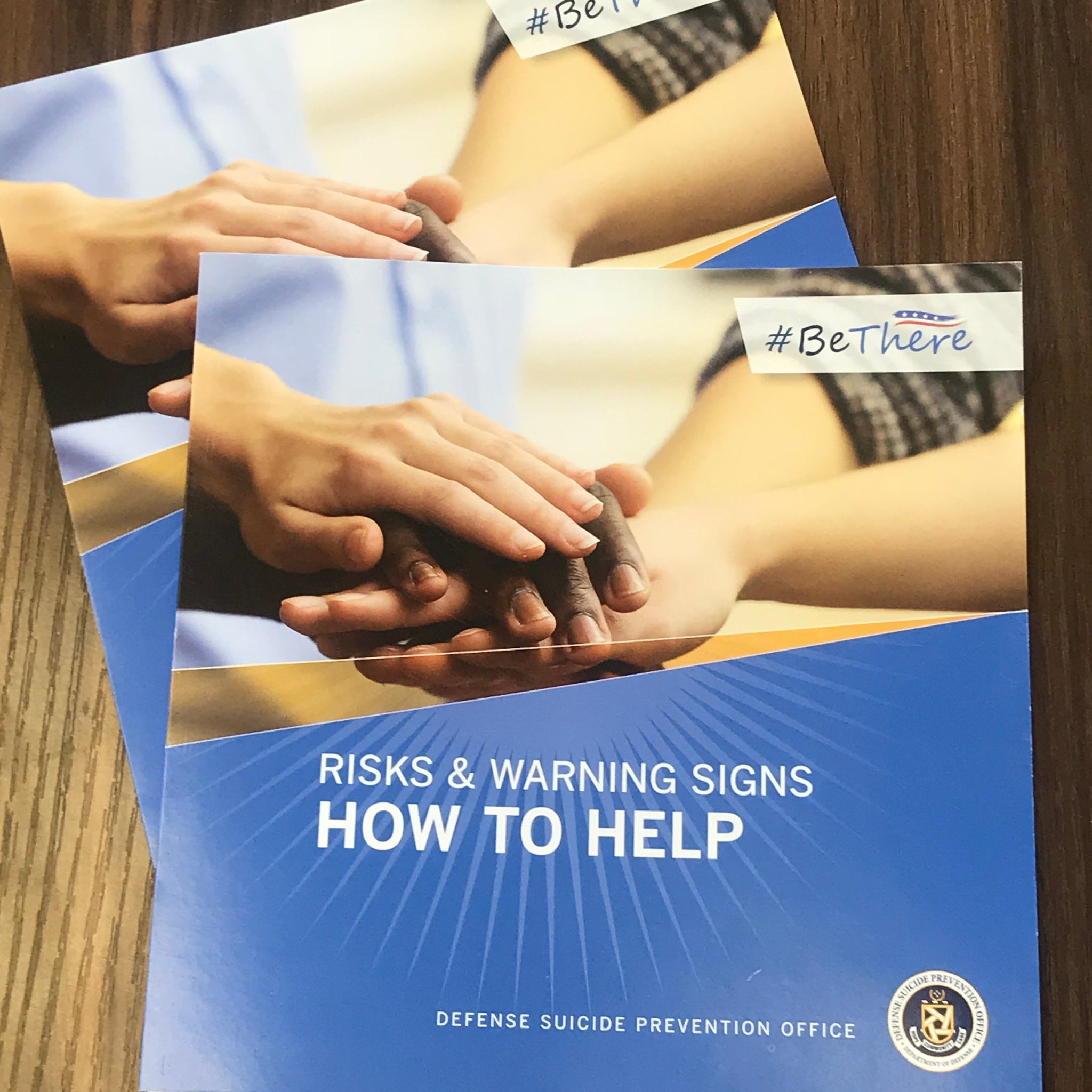 How to Help Brochure - Digital Download