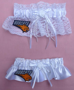 Charlotte Hornets Garter Wedding Garters Bridal Set Toss Keepsake NBA Fans Fun