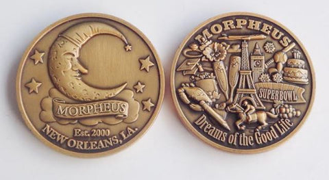2021 Heavy Doubloons - Bronze (Each)