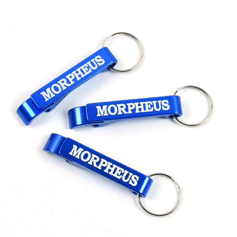 BOTTLE OPENER WITH MORPHEUS IMPRINT (DZ)