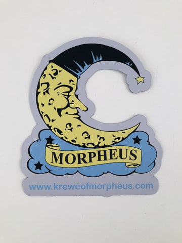 "MORPHEUS 5"" CAR MAGNETS (EA)"