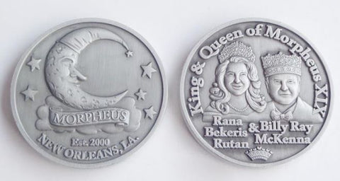 2021 King and Queen Oxidized Silver (Each)