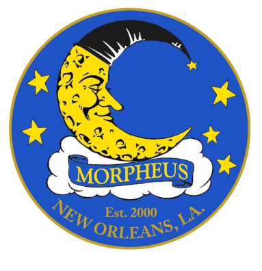 Krewe of Morpheus Specialty Bead Bag